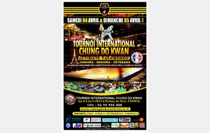 Tournoi International Chung Do Kwan