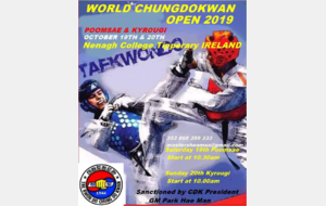 OPEN INTERNATIONAL CHUNG DO KWAN POOMSE